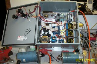 cnc wiring done the home machinist! CNC Driver Diagram cnc wiring done
