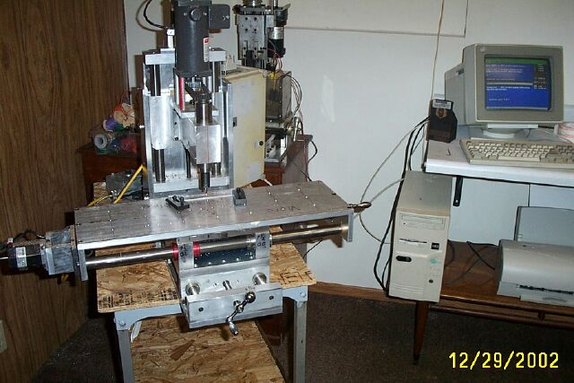 Where does a layman start for building a CNC mill? - The